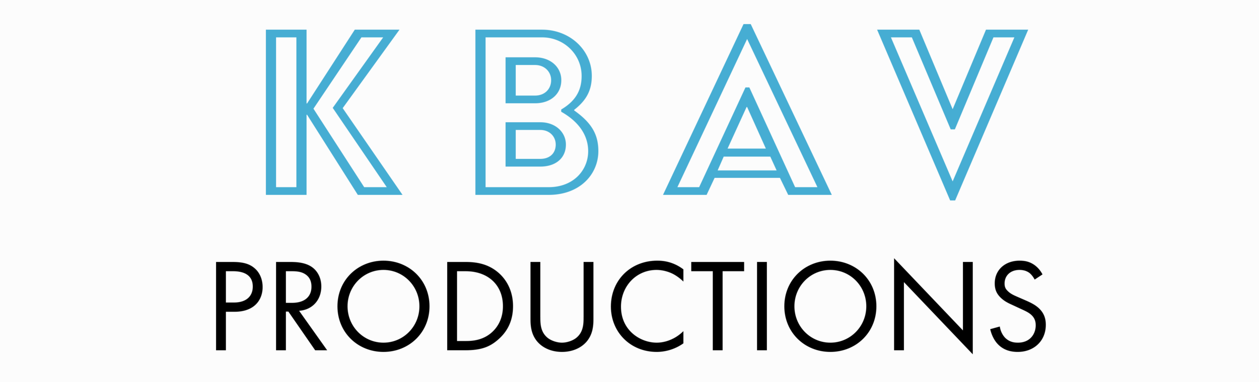 KBAV Productions Logo OFF WHITE.png