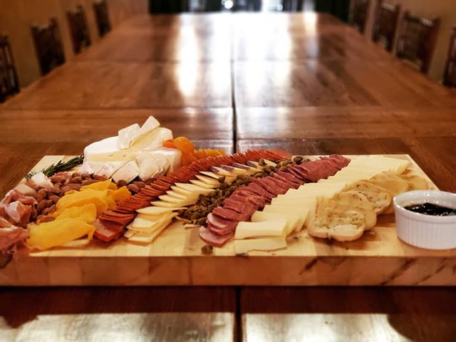Talon Catering does the best charcuterie platters! Message us to see how you can order one for your next event!