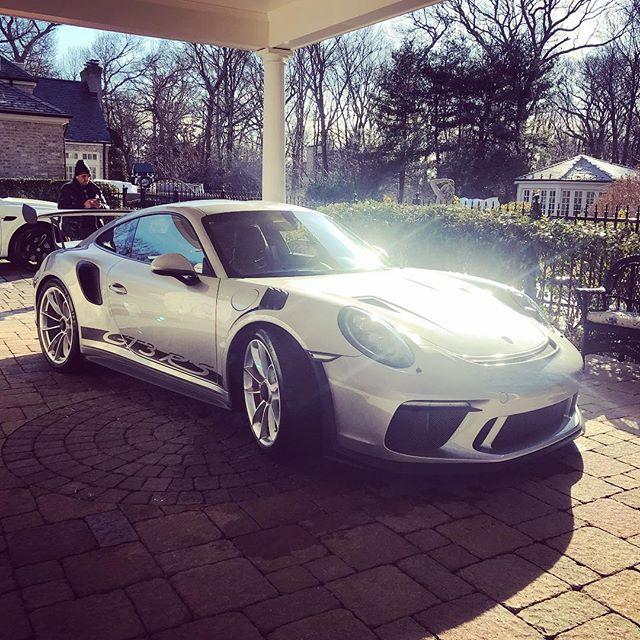Porsche GT3RS.