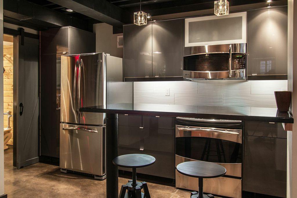 smyrna basement kitchen renovation
