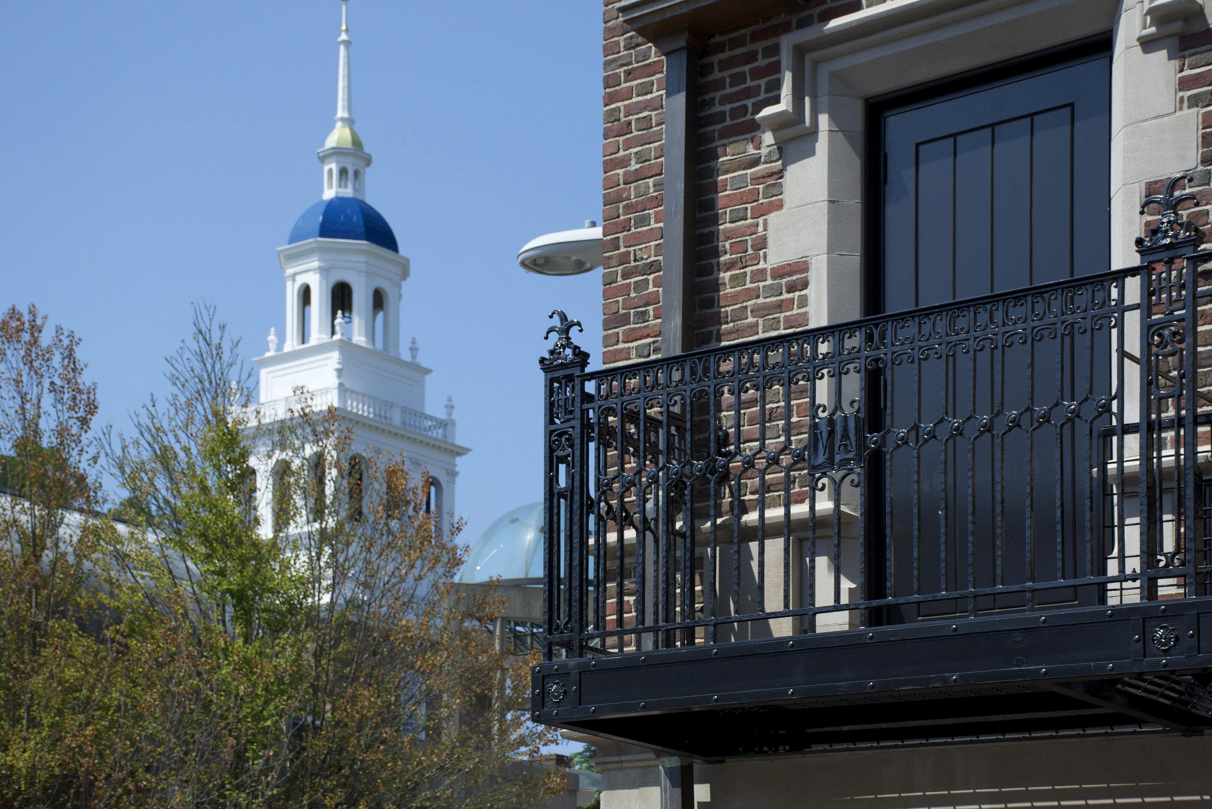 "Craftsmanship/Artisanship ""Balcony Railing for Harvard Lampoon"" Hammersmith Studios"