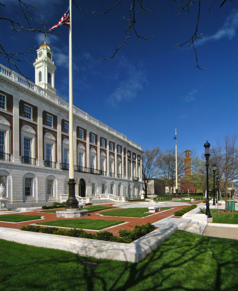 "Civic ""Restoration of Waterbury City Hall"" DeCarlo & Doll, Inc."