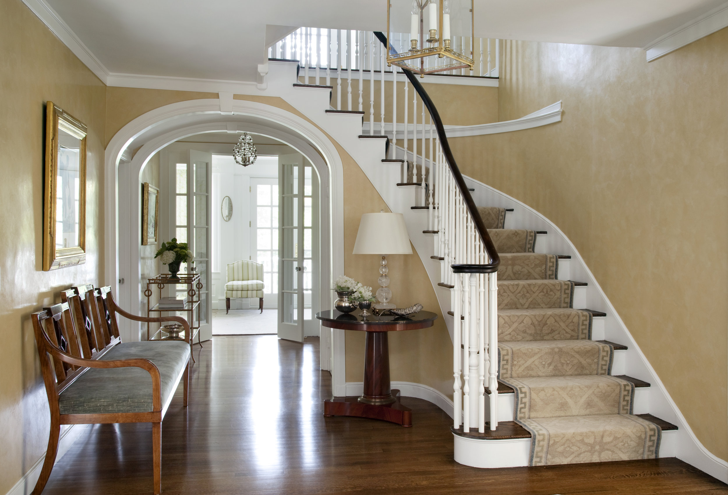"Interiors ""Chestnut Hill Residence"" Carter & Company Interior Design"