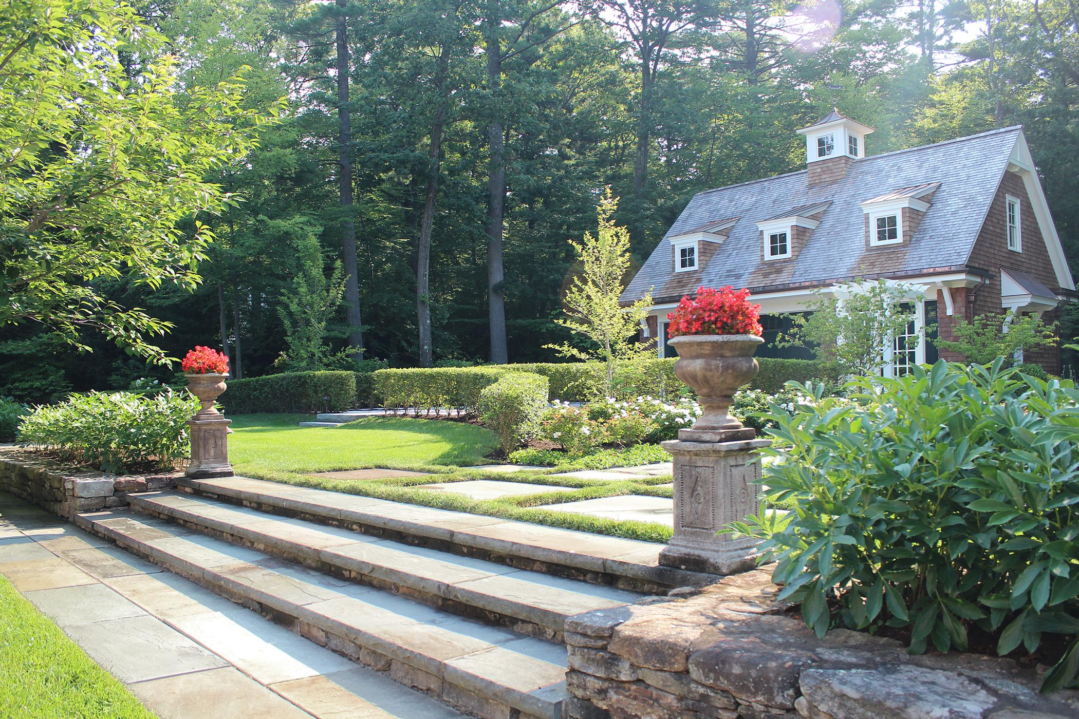 "Landscape Architecture ""Country Gentleman's Farm"" Gregory Lombardi Design"