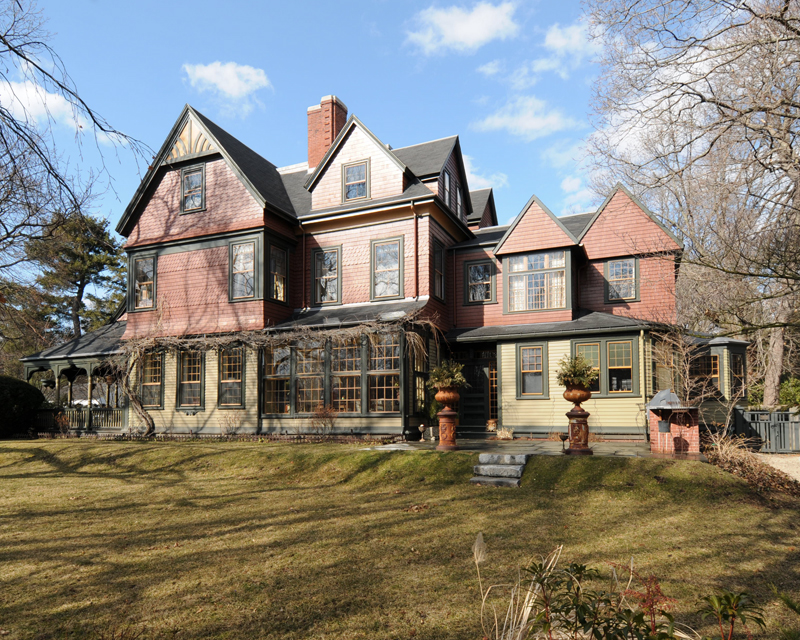 """Residential: Restoration, Renovation or Addition over 5,000 SF """"Cambridge Residence"""" Judge, Skelton & Smith, Architects"""
