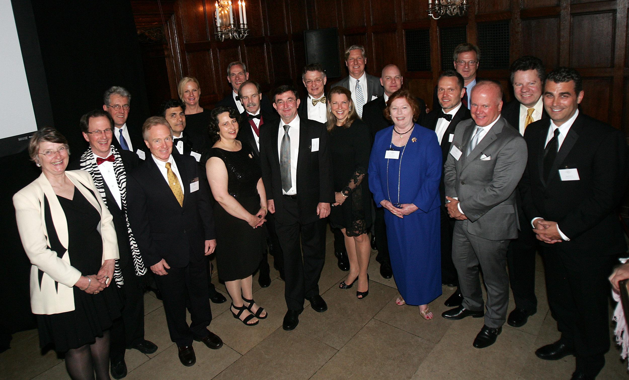 Past Bulfinch Award winners
