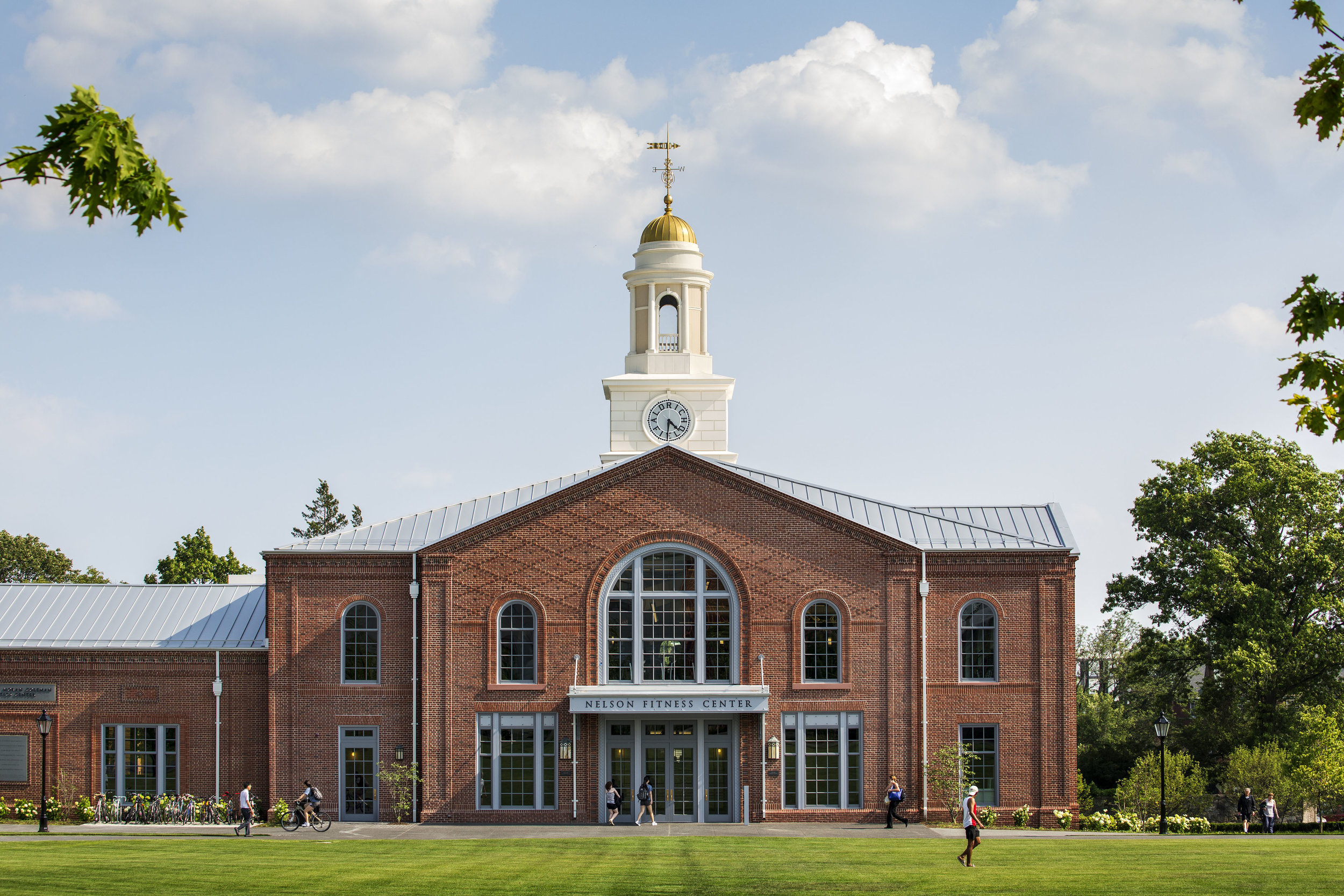 """""""Brown University Nelson Fitness Center and Aquatics Center"""" by Robert A.M. Stern Architects - Commercial/Institutional"""