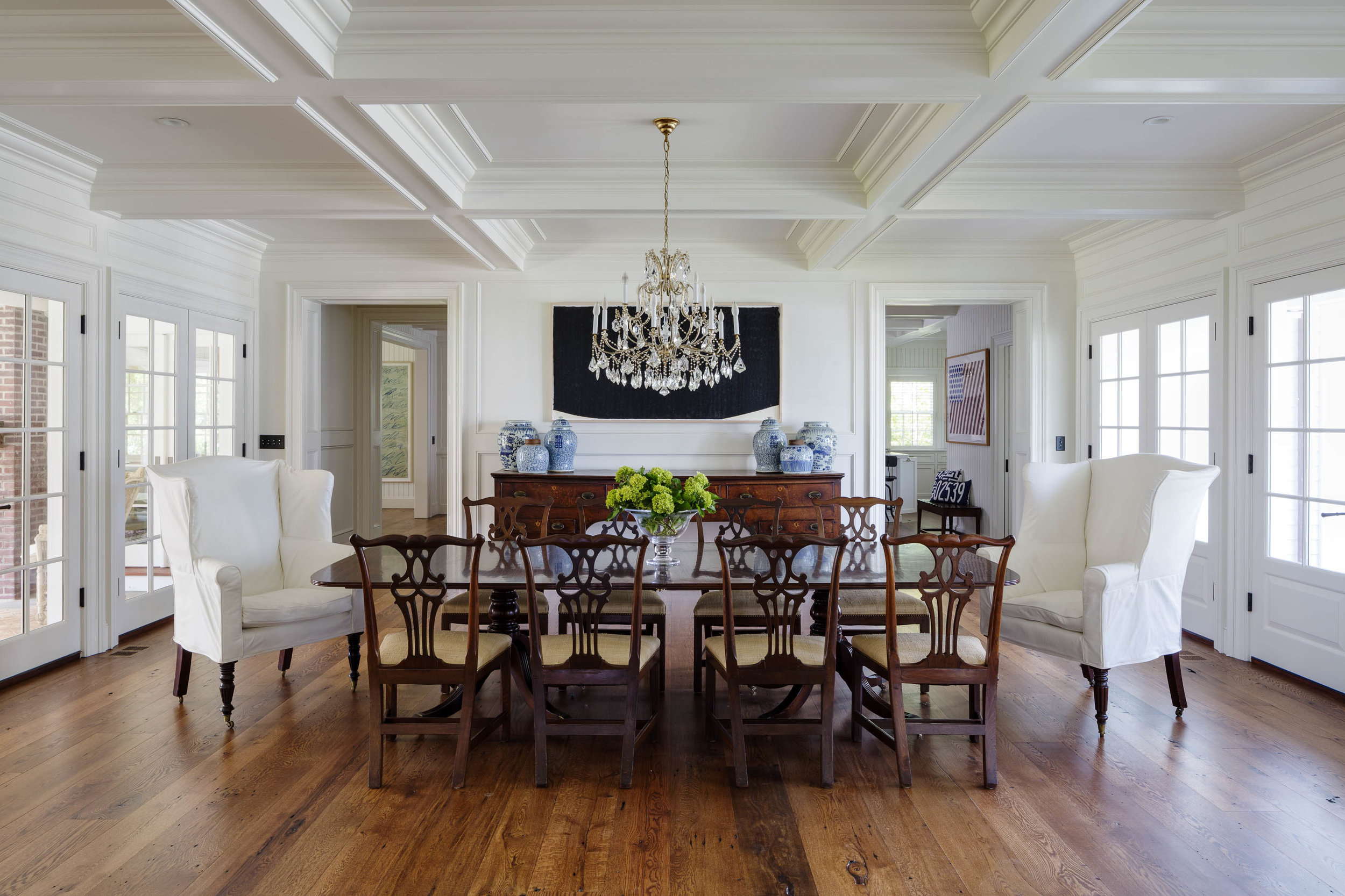 """Project Name, Category, and Winning firm name. """"Morse Street Compound"""" by Patrick Ahearn Architect LLC - Residential (Restoration, Renovation, or Addition)"""