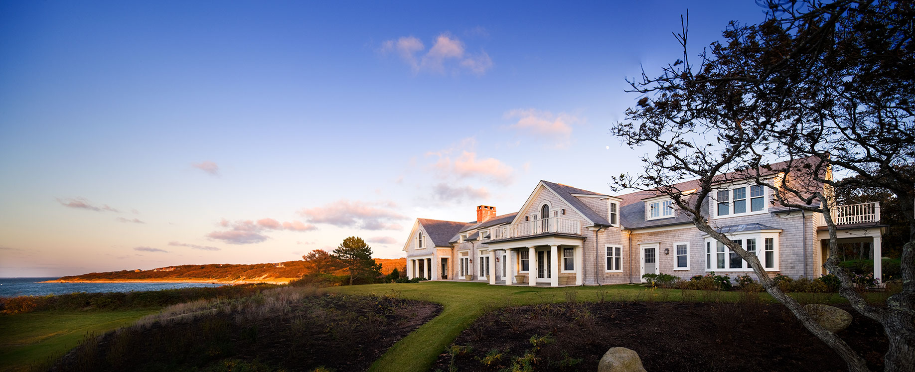 """""""A New Residence - West Tisbury"""" by Ferguson & Shamamian Architects - Residential Over 5,000 SF"""
