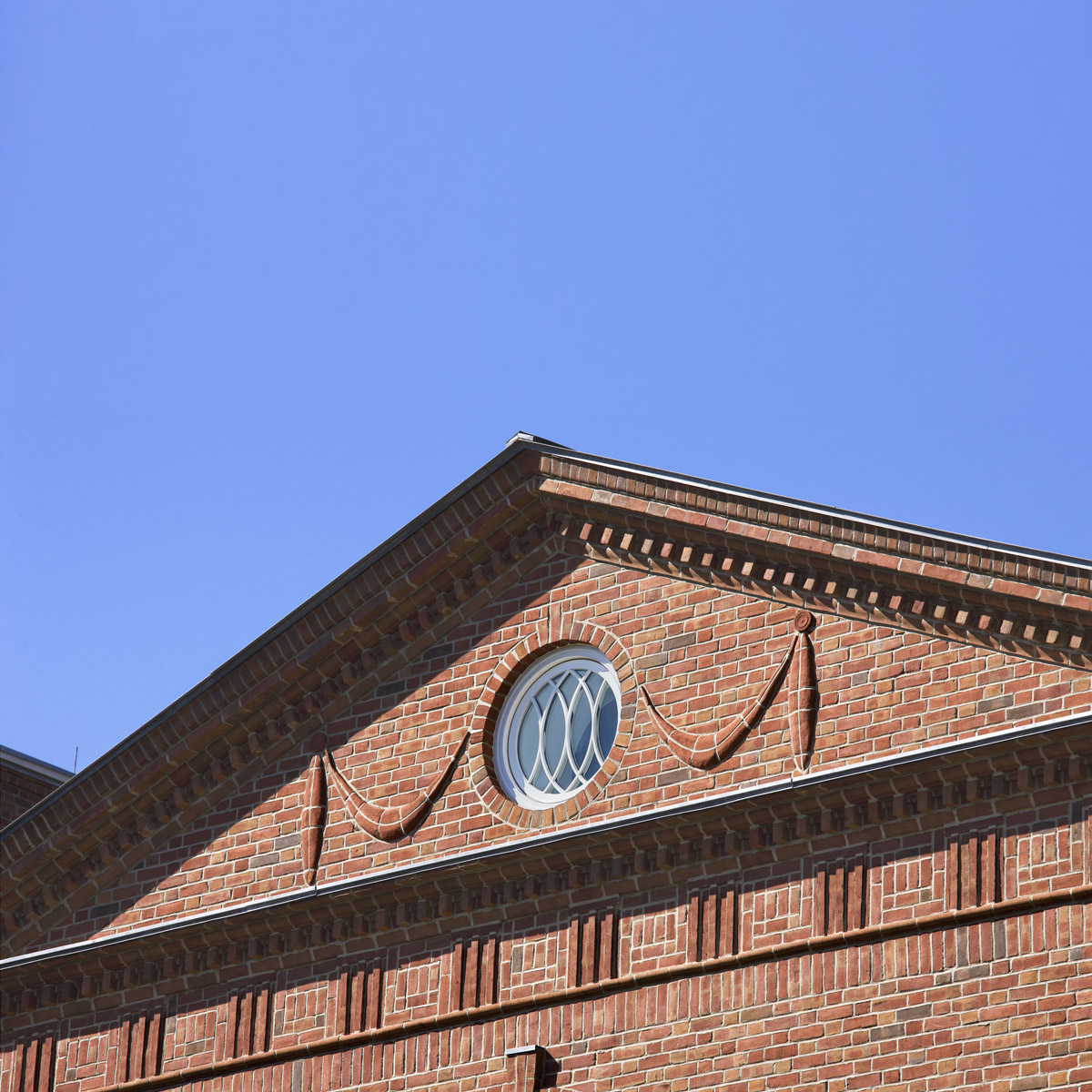 "Institutional - Robert A.M. Stern Architects ""Flinn Hall, Edelman Hall, and Redlich Hall"""