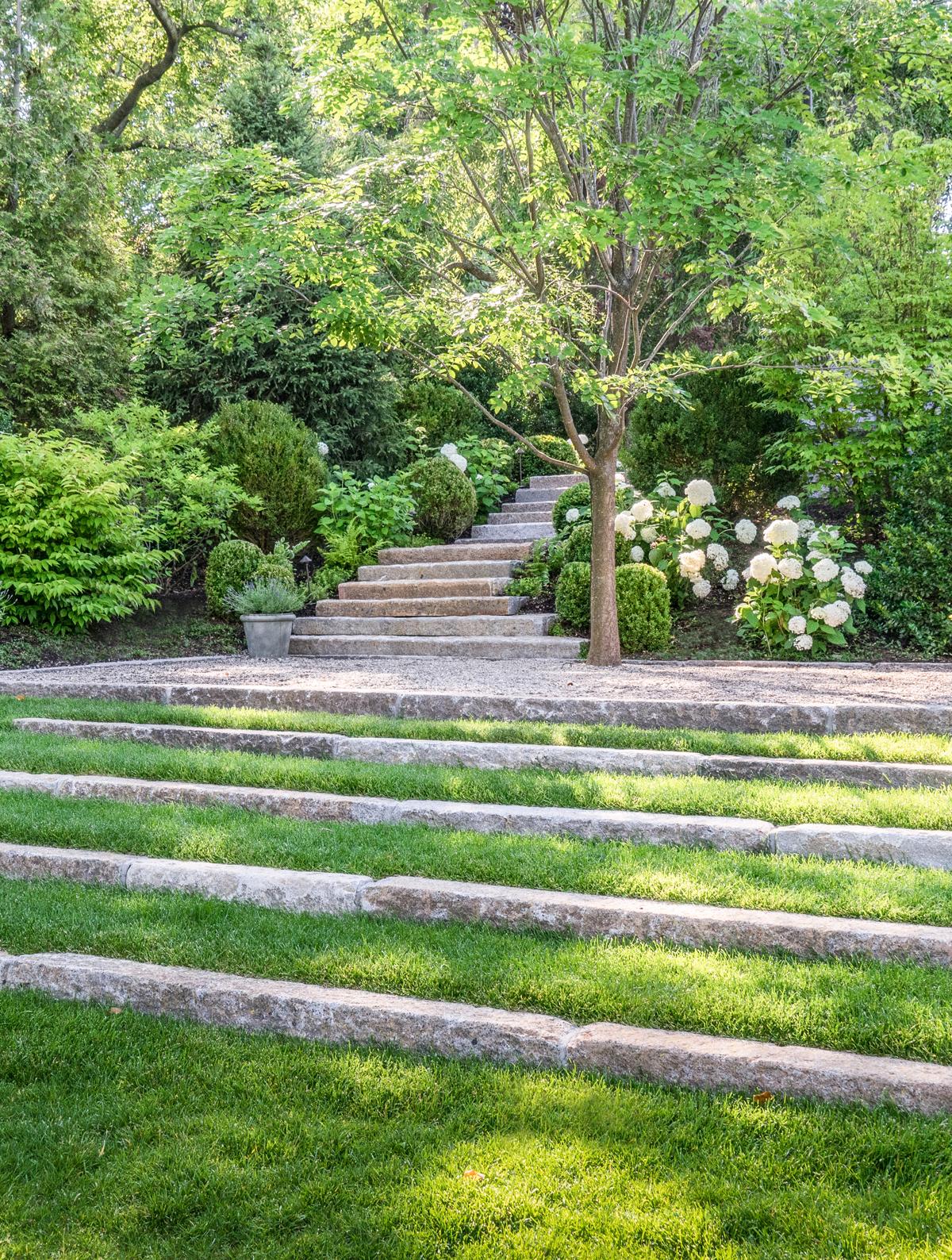 """Landscape Architecture - LeBlanc Jones Landscape Architects """"Ivy Court"""""""