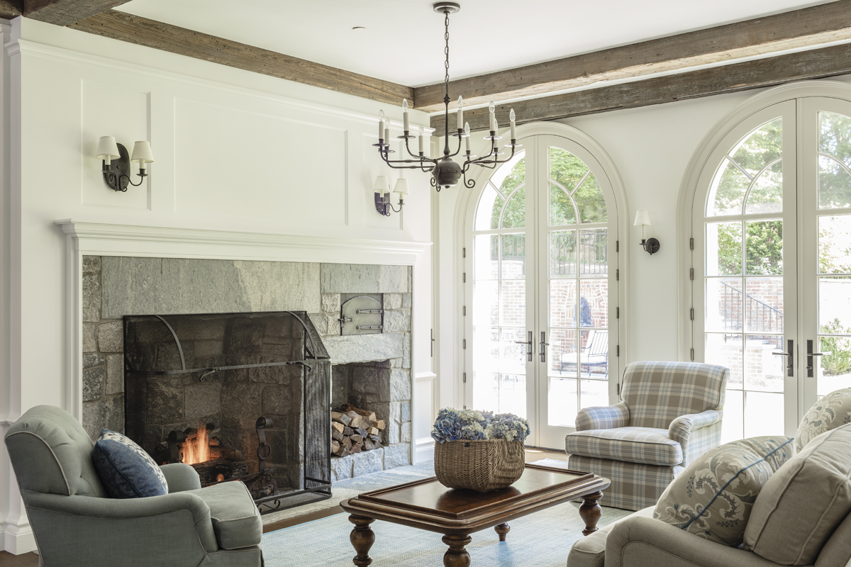 """Interior Design - Carter and Company """"Brookline Private Residence"""""""