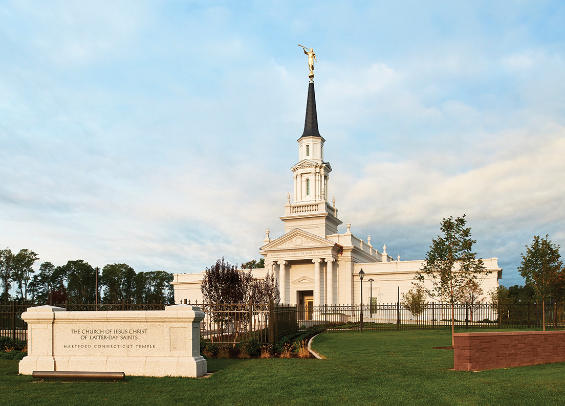 "Ecclesiastic - FFKR Architects ""Hartford Connecticut Temple"""