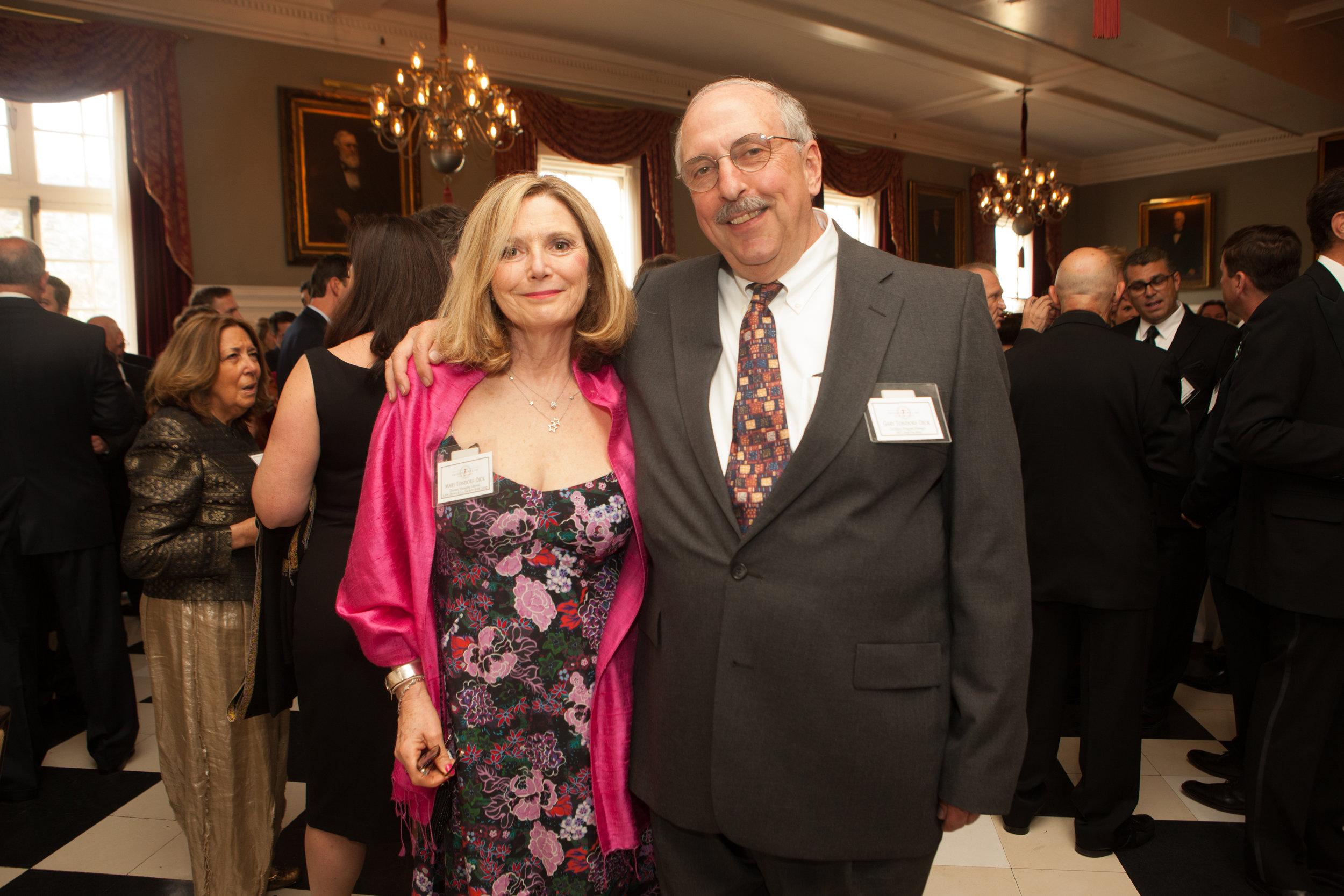 Mary and Gary Tondorf-Dick