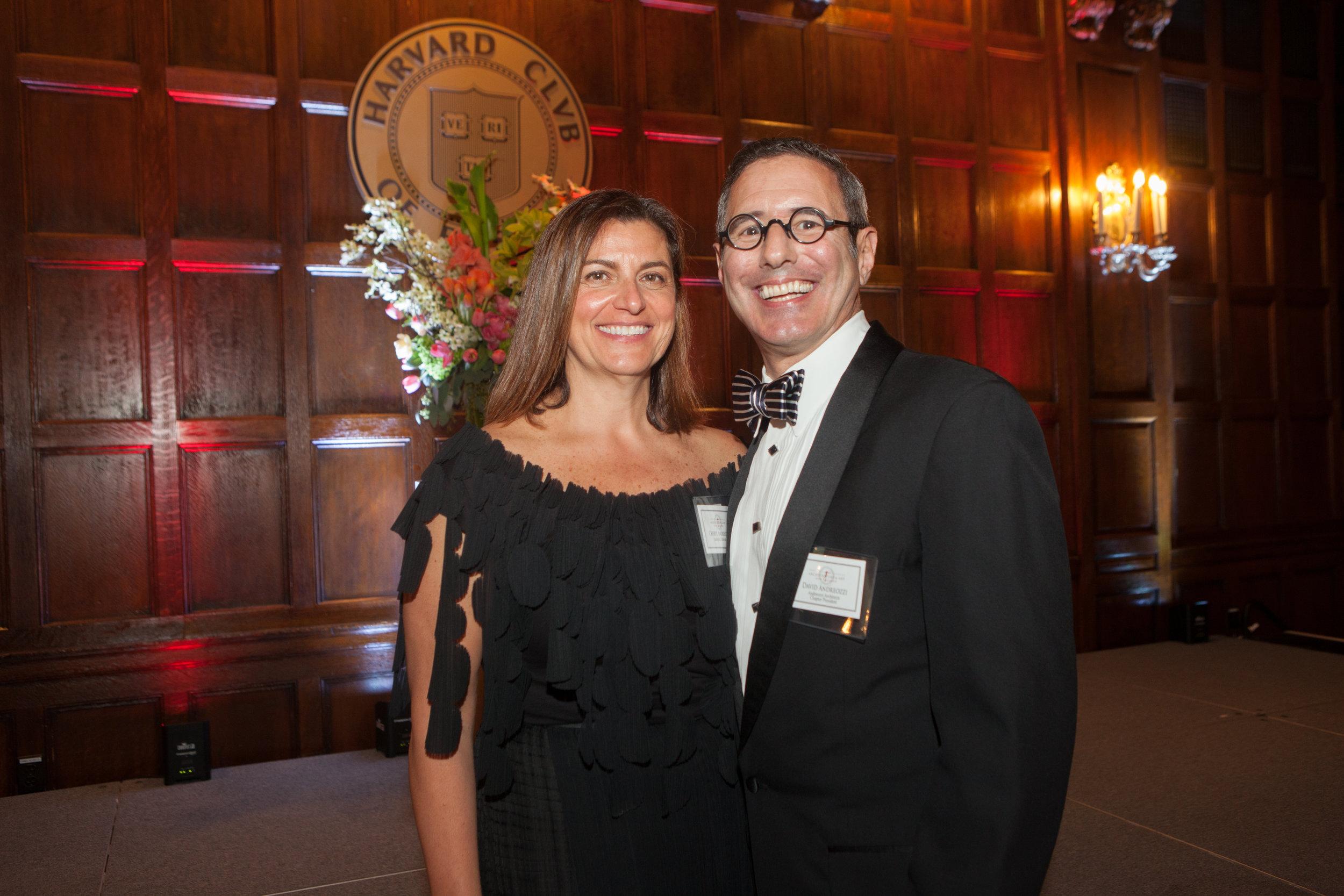 Cheryl and David Andreozzi