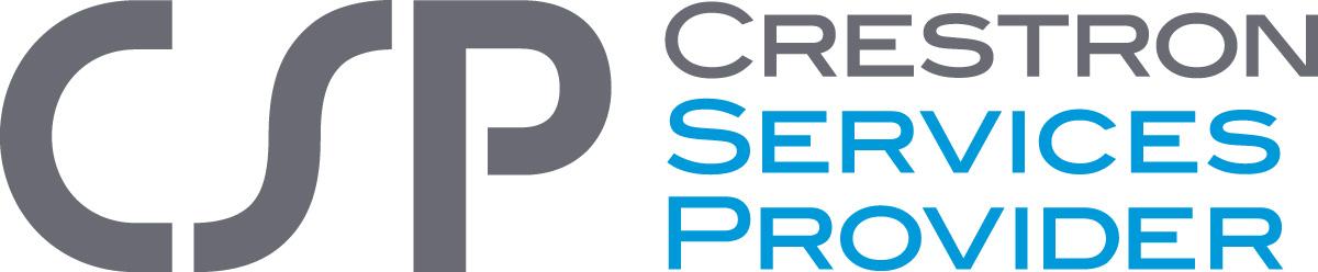 Crestron Services Provider CSP logo