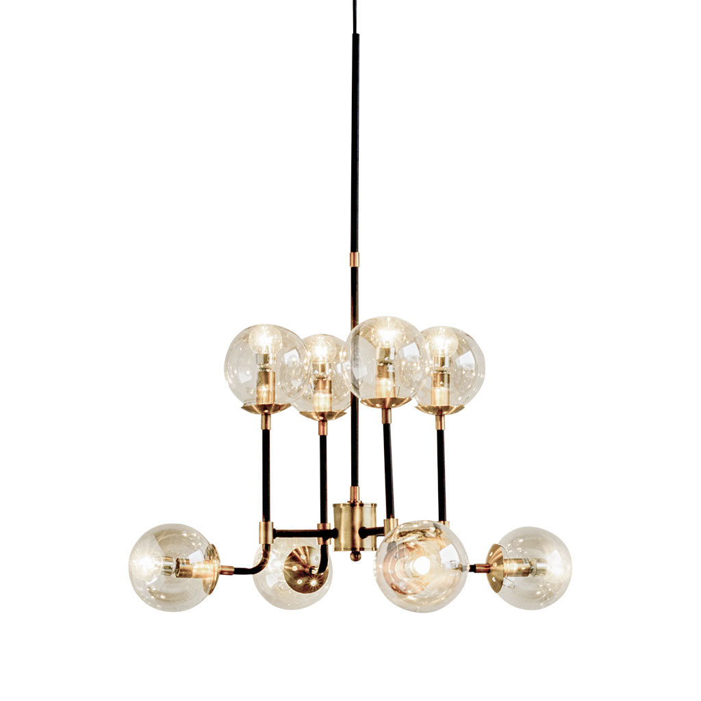 PENDANTS & CHANDELIERS