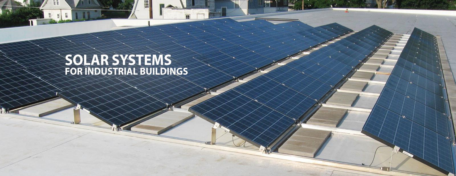 Industrial Solar Systems