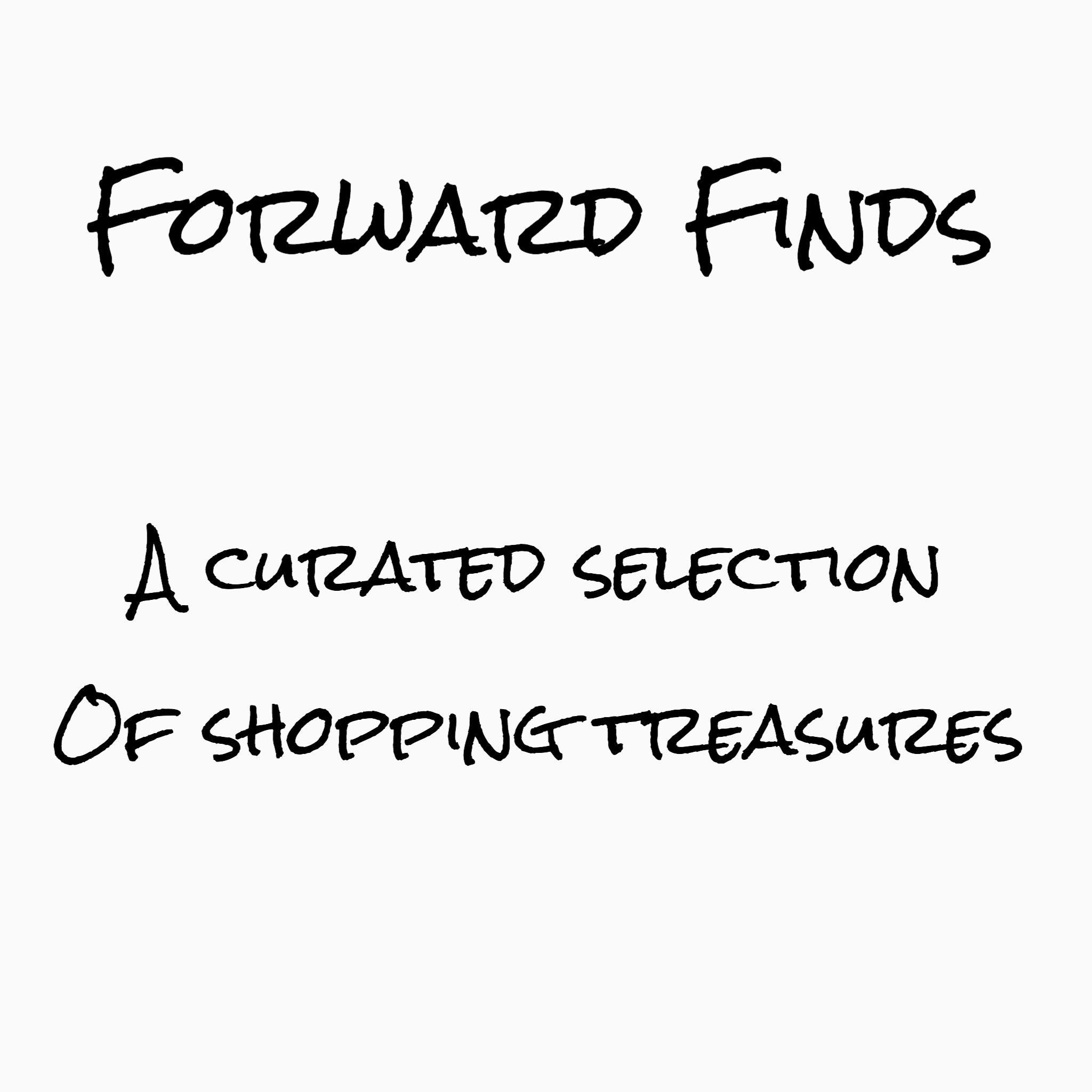 Forward Finds logo
