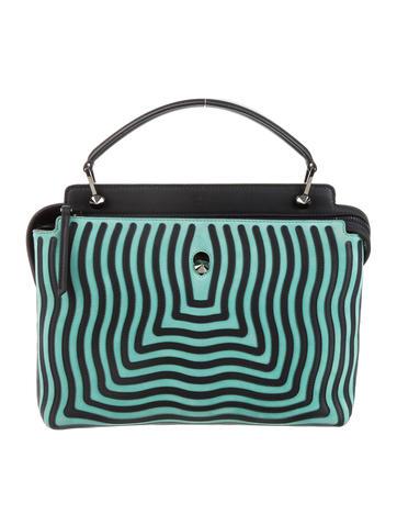 Fendi Hypnotiq Dotcom Bag