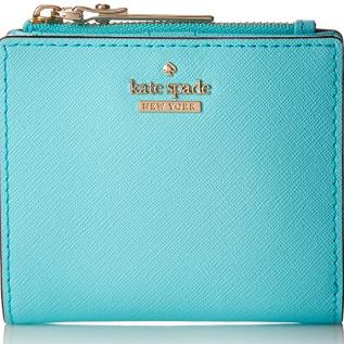 Kate Spade Atoll Blue wallet