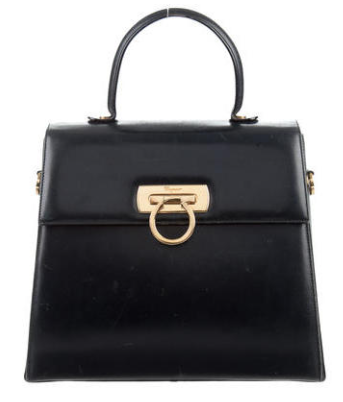 Ferragamo Top Handle Bag