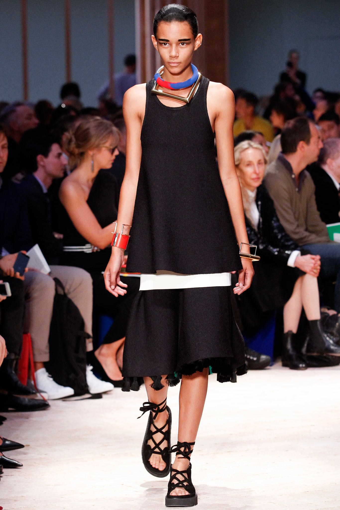 Copy of Celine Spring / Summer 2014 Look 12