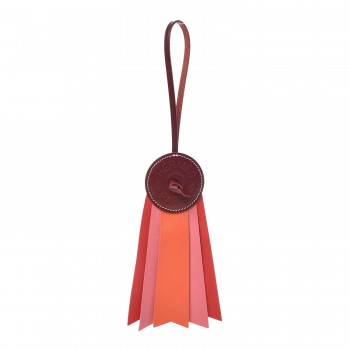 Hermes Paddock Flot Charms - The Paddock Flot Charm resembles an equestrian award ribbon. Coming in a variety of colors, this charming charm lays flat against your bag and lets you award yourself with the highest honors. :)Shop Hermes Paddock Flot Charms
