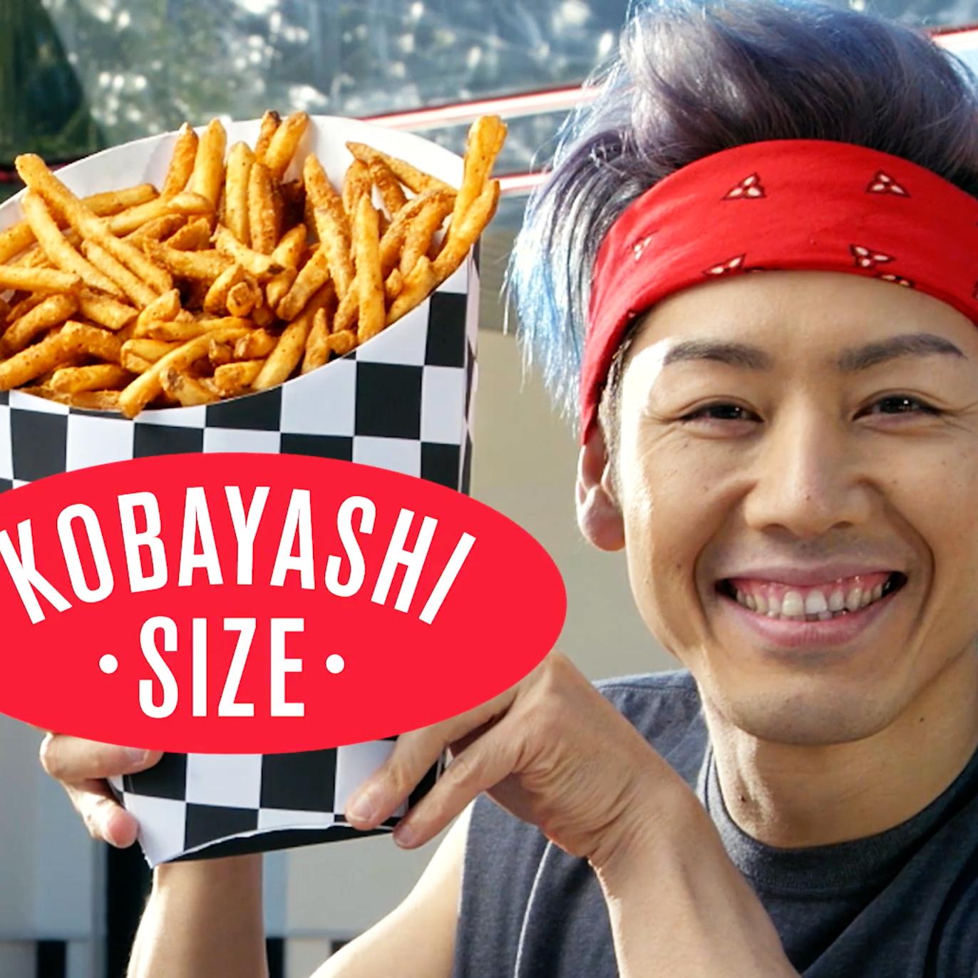 CHECKERS - KOBAYASHI FRIES – 2018 GOLD ADDY WINNER