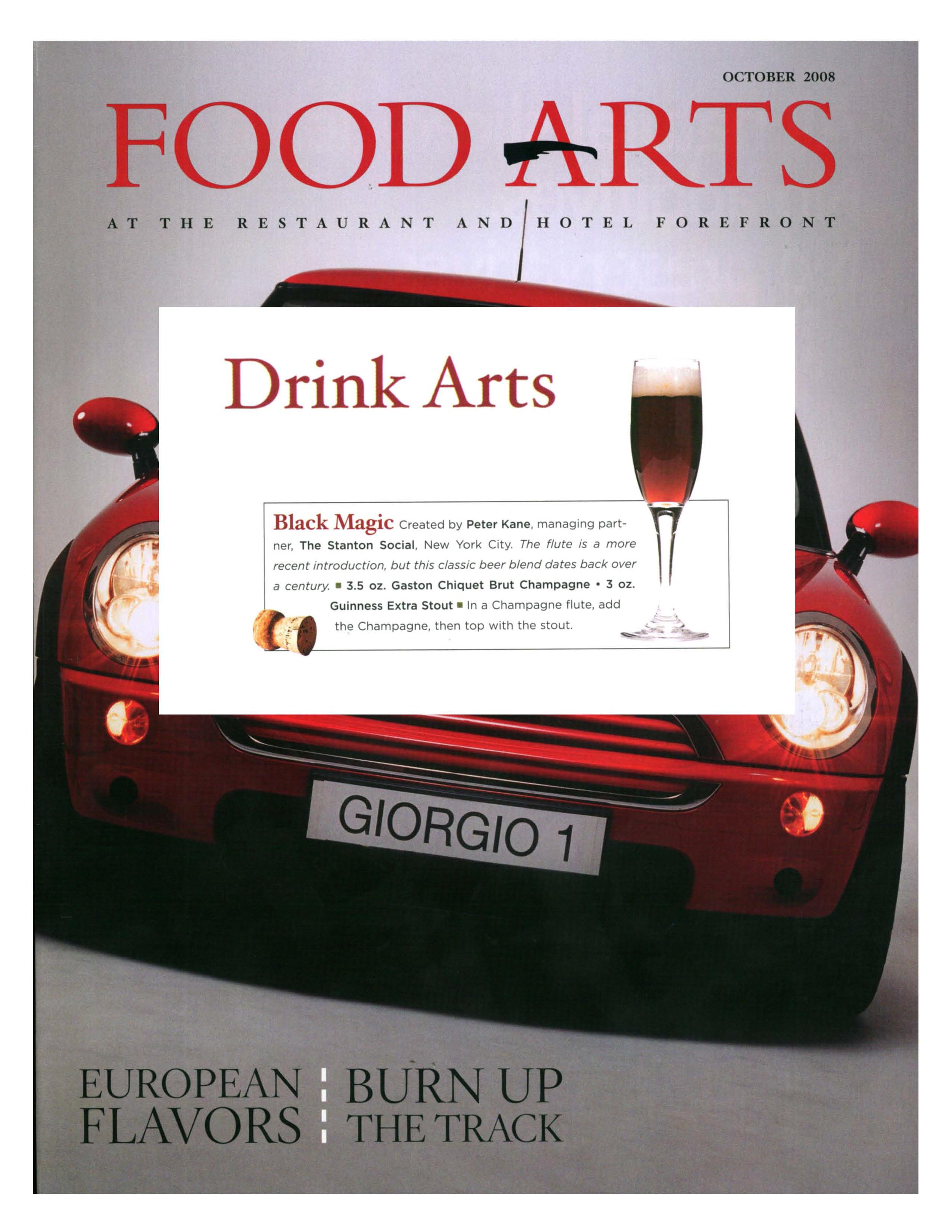 Food Arts