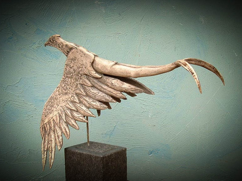 "Andre Roodt's ""Icarus"""