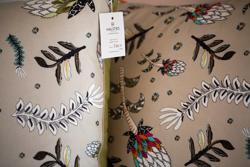 Halsted Cushions