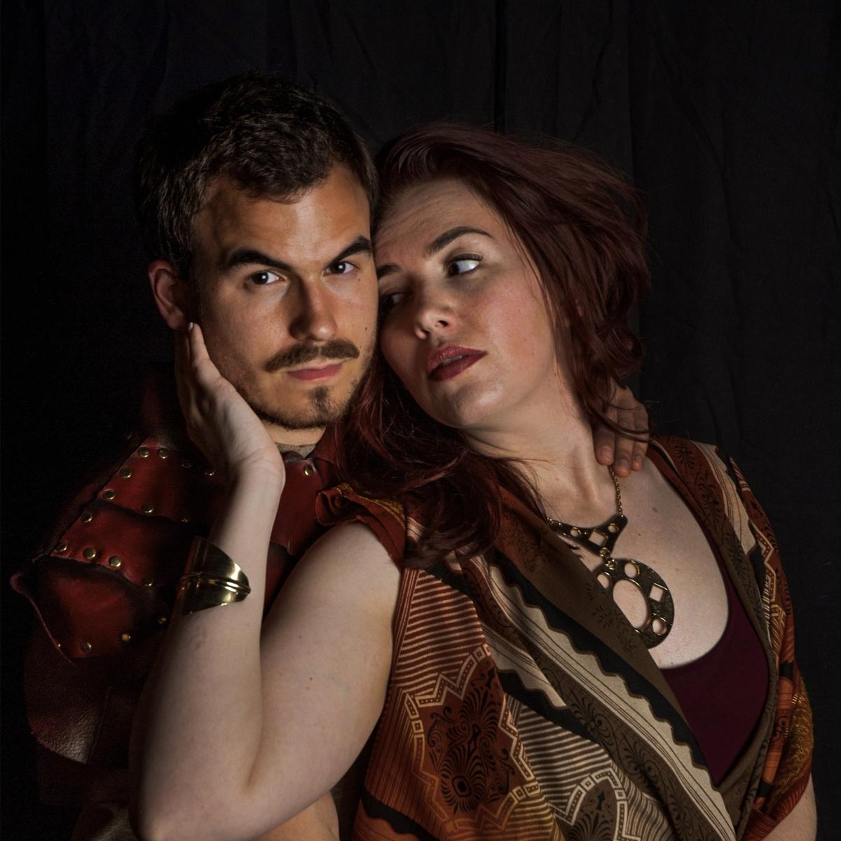 Jason and (Medea) Promotional Photos  photos by:Farrah Underwood