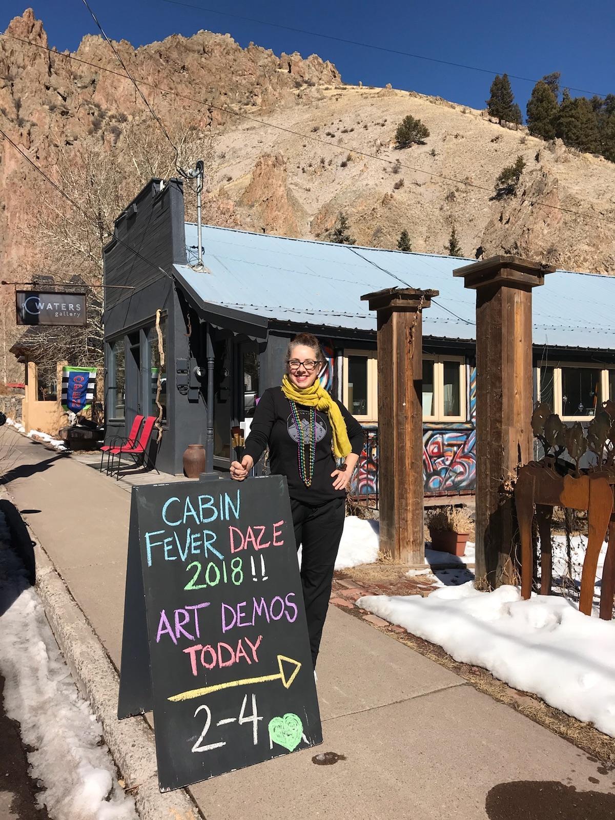 Cabin Fever Daze, Creede, CO