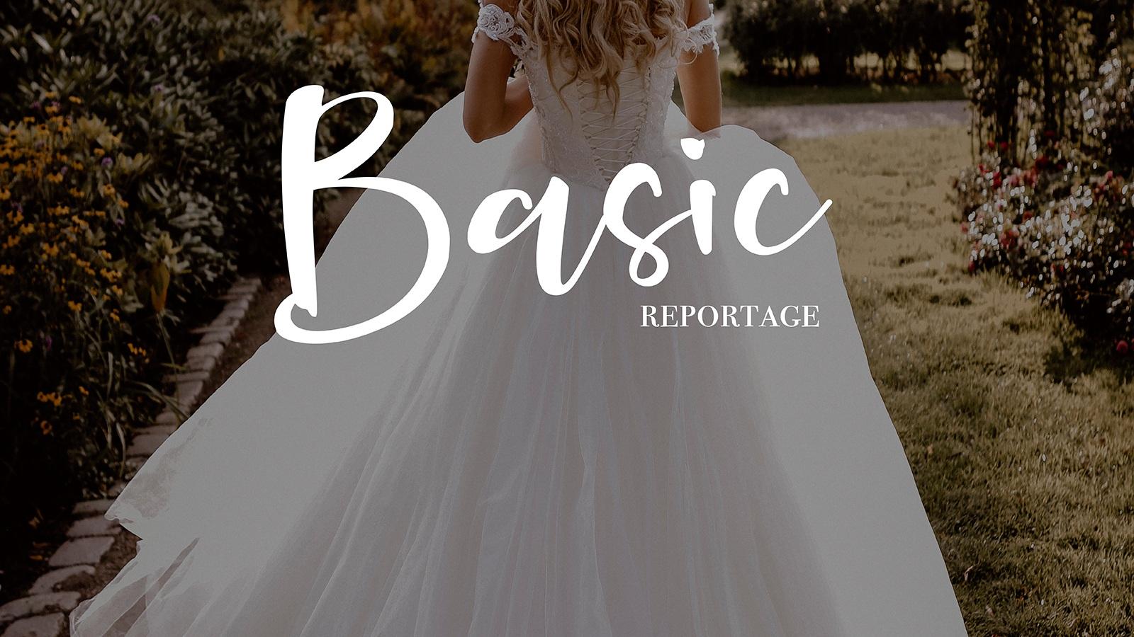 Hochzeitsreportage Basic
