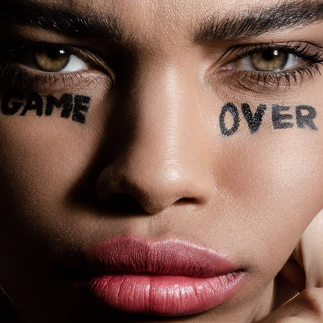 Game over 🎞 with amazing  @flaviafernanda1_  Muha talent @jopaschalis  for issue juny @solstice_mag  Full story represented on @artbrief . .  #Eyeliner #gameover #hamburg #graphicliner #makeup #makeuptutorial #retouch #freshmakeup #skincare #skincareroutine #skingoals #makeupartist #makeupideas #makeuptransformation #picoftheday #glow #photoshoot #canon #mua #modeling #model #beautyphotographer #modelingagency #softmakeup #blueeyes #eyeshadow #lipliner #blush #glassskin