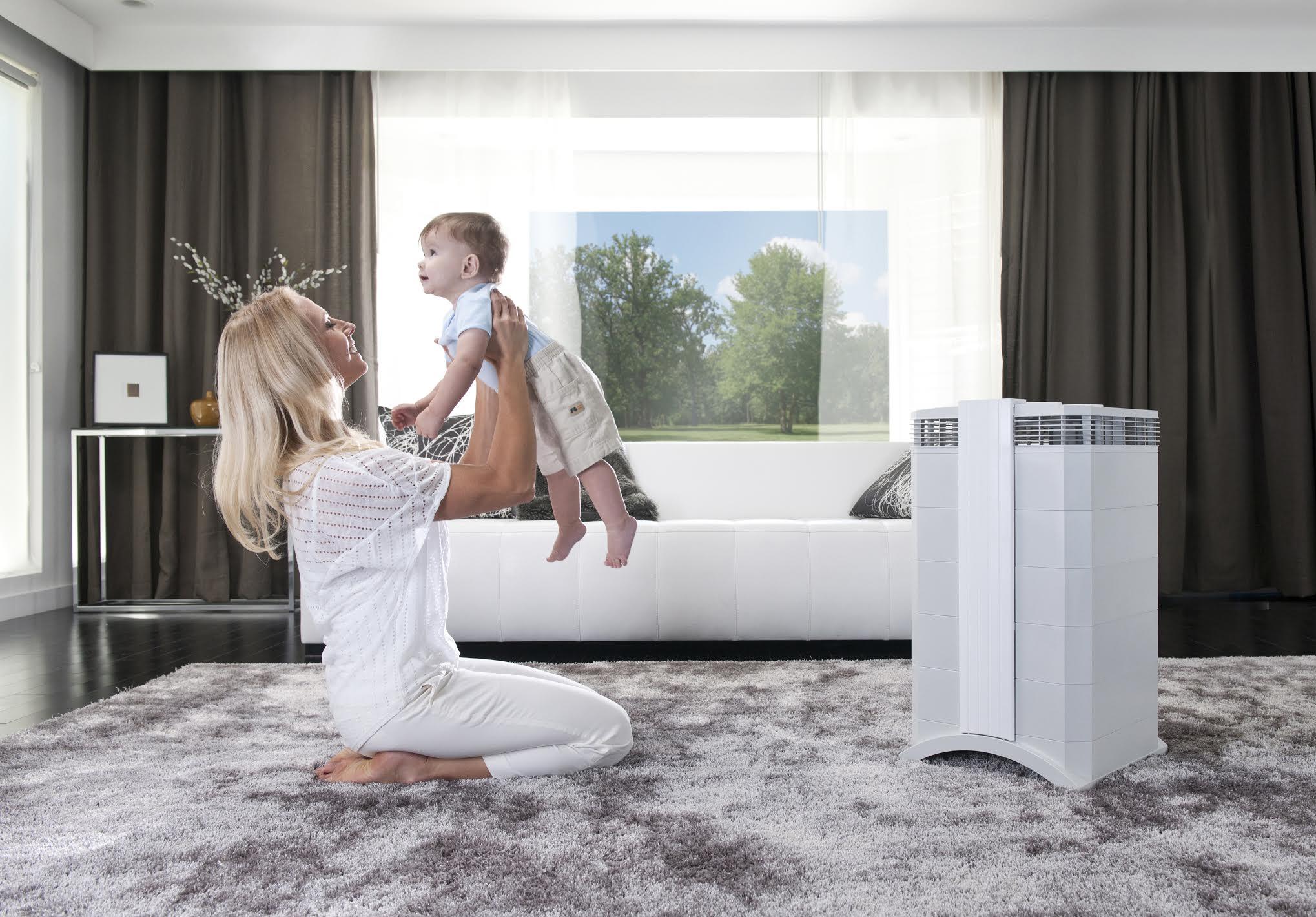 Bob's Vacuum: IQAir Air Purification