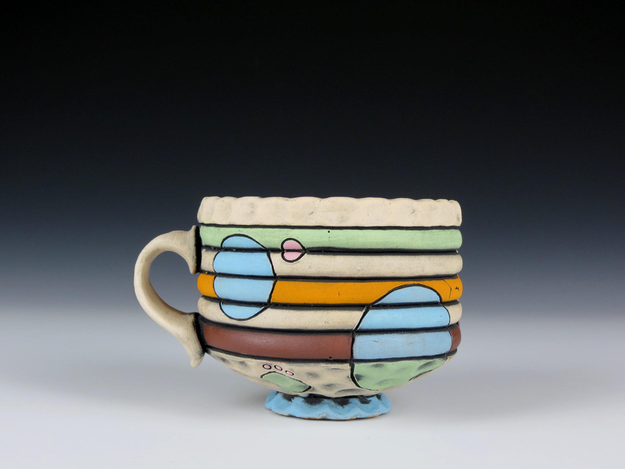 Low profile Mug