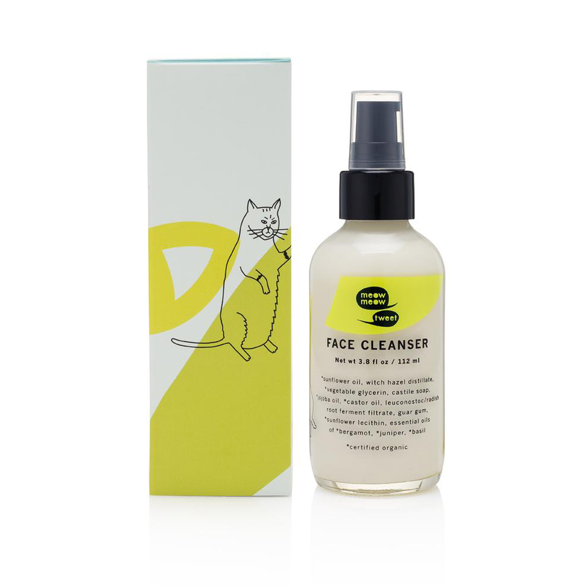 Meow Meow Tweet Oil Cleanser