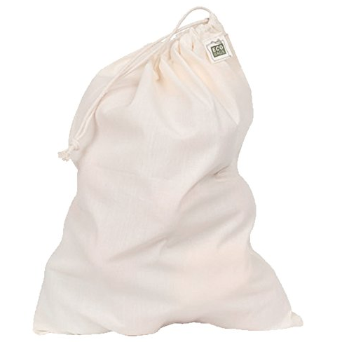 EcoBag Large Cotton Gauze Produce Bag (3-Pack)