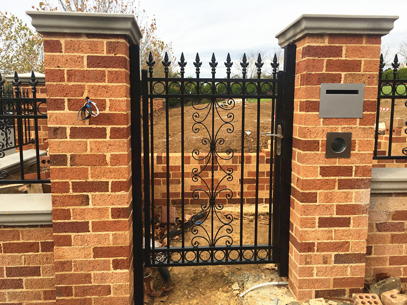 Wrought Iron Pedestrian Gate.jpg