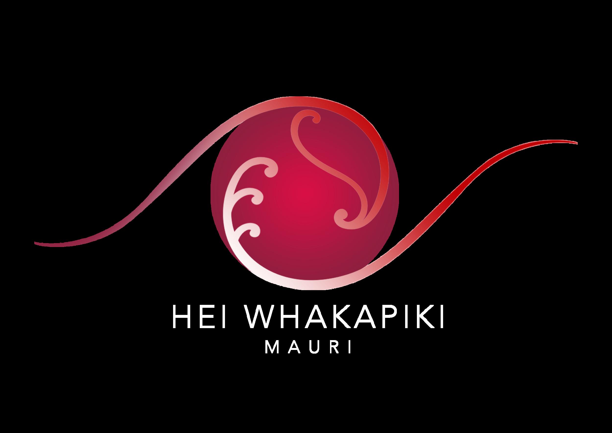 Hei Whakapiki Mauri Logo
