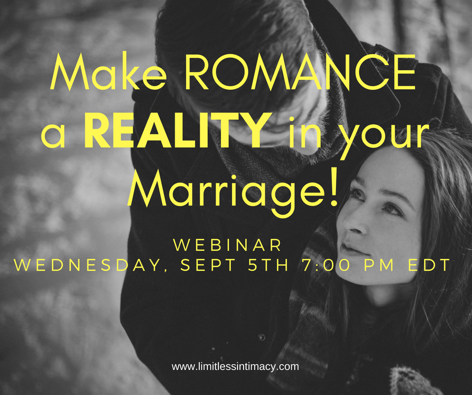 Register HERE! - You CAN change your marriage!