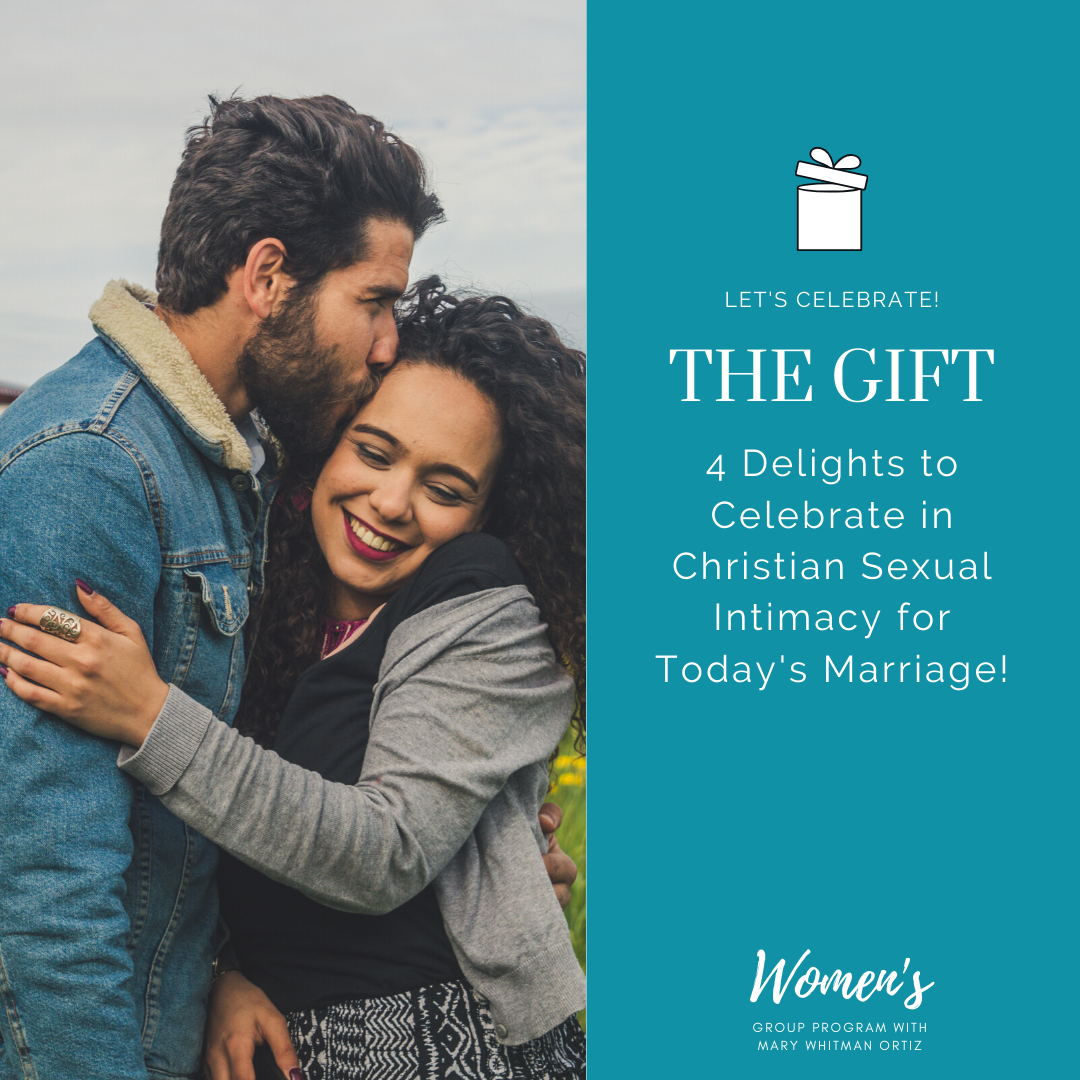 the gift! - Find Out What God Says about Sexual Intimacy in Marriage.