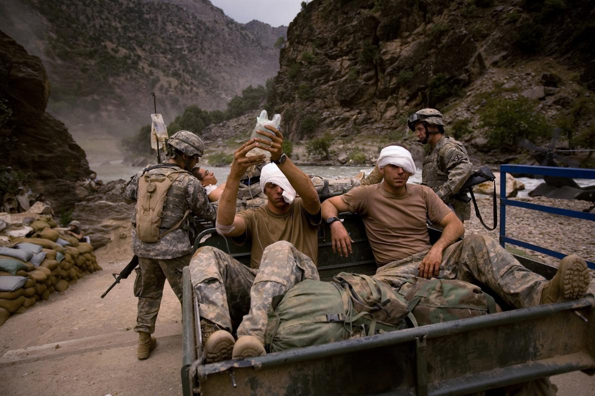 10th Mtn. Div. Afghan National Army, 2006