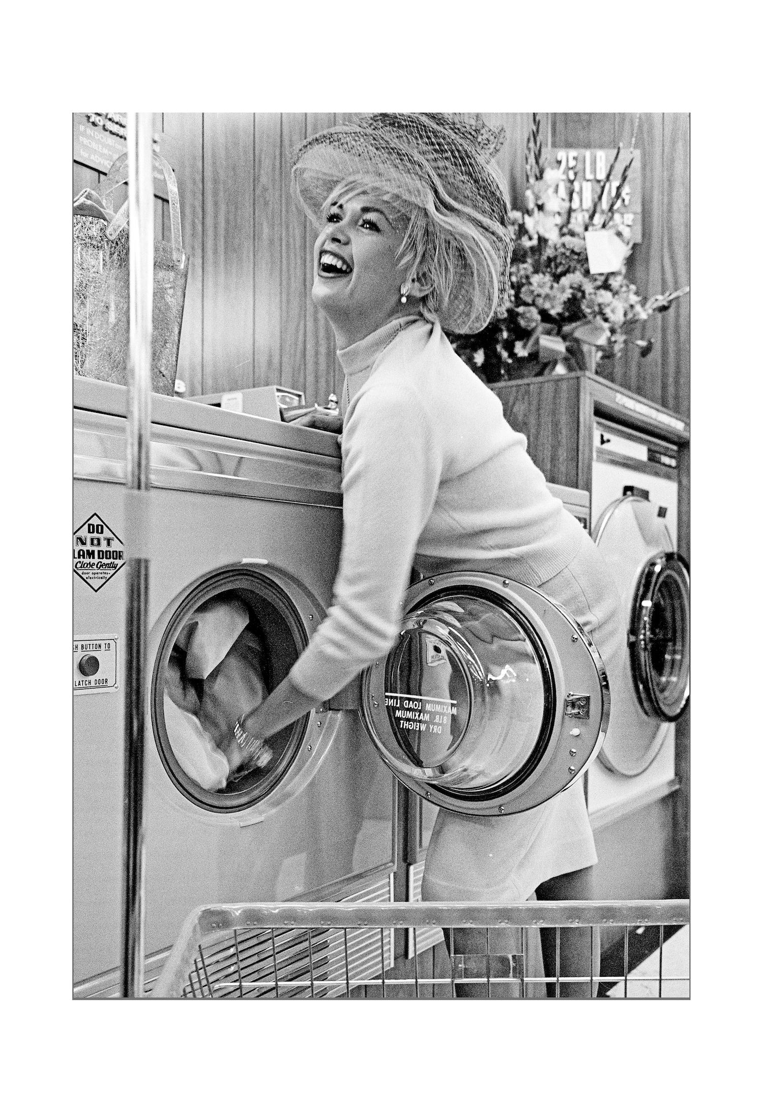 1962 JAYNE MANSFIELD Los Angeles.