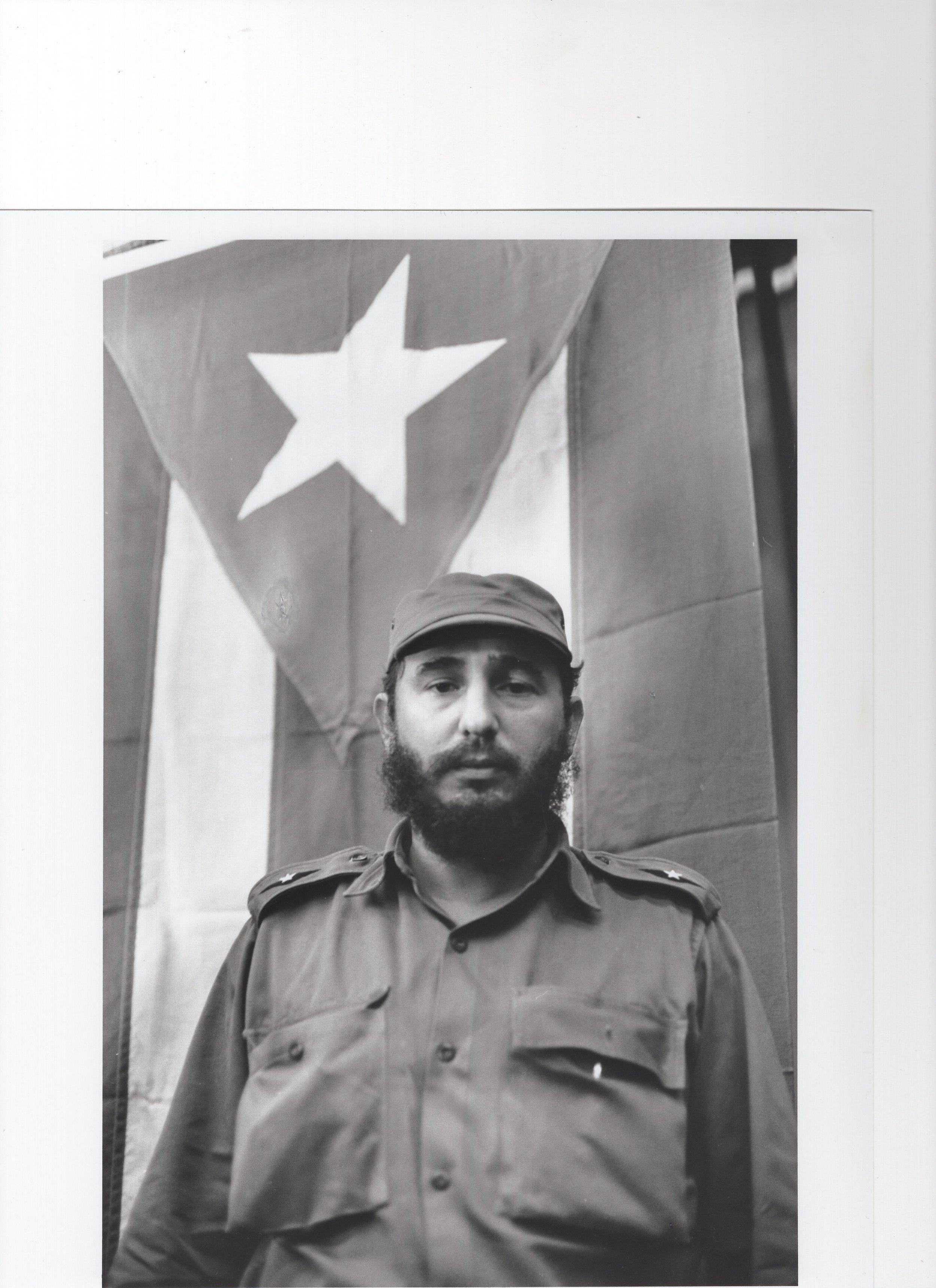 Fidel Castro press conference July 1964