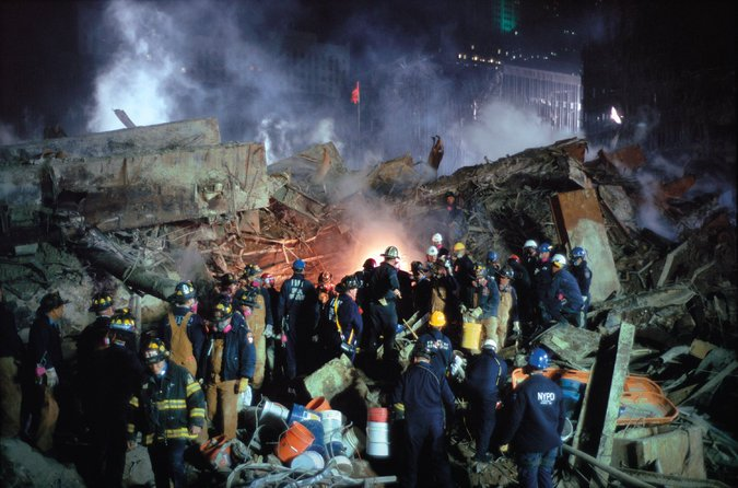 4. Five More Found, New York City, 2001