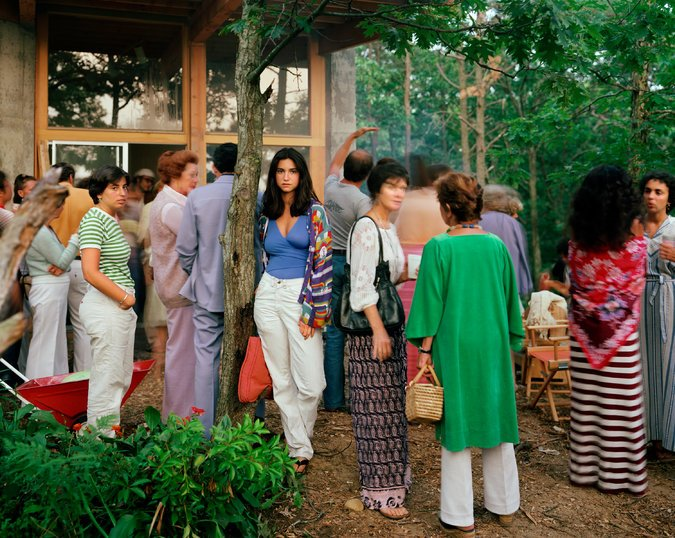 3. Cocktail Party, Wellfleet, Massachusetts, 1977