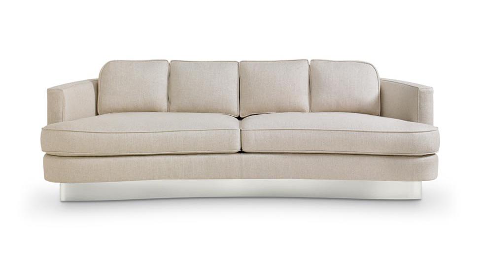 Cubist Curve Sofa